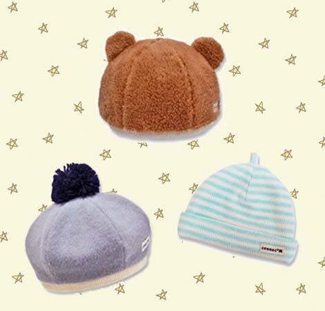 baby kids 帽子