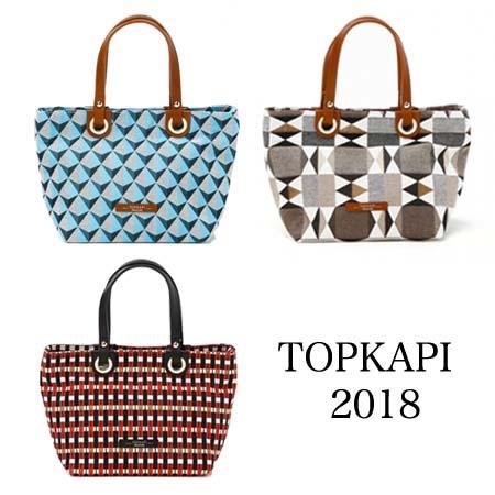 TOPKAPI トートバッグ